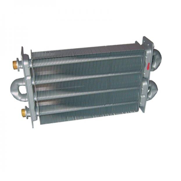 Медный теплообменник контура отопления и гвс для котла beretta ciao теплообменник с неподвижной трубной решеткой
